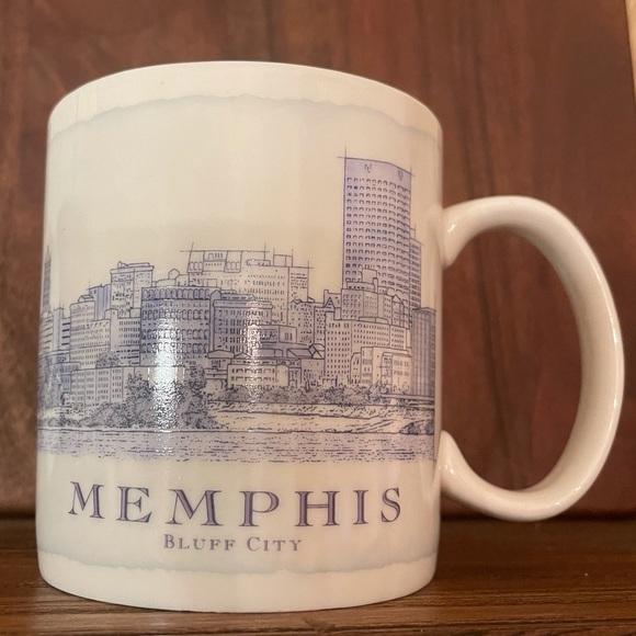 Starbucks Memphis collector Mug coffee cup